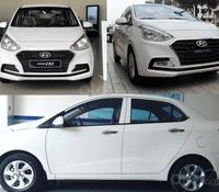 Hyundai Grand i10 Sedan - giảm 100% thuế trước bạ + tặng kèm phụ kiện hấp dẫn
