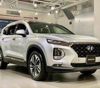 Hyundai Santa Fe xăng cao cấp _ 2020 giảm trực tiếp 50tr tiền phụ kiện + tặng kèm nhiều quà tặng hấp dẫn