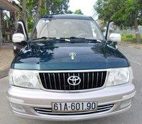 Toyota Zace cao cấp GL - mới nhất miền Nam - đi 68.000km, không có chiếc thứ 2