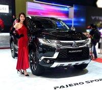 Mitsubishi Pajero Sport, chương trình giảm giá shock, Hỗ trợ lái thử
