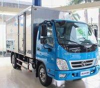 Thaco Ollin350 động cơ sử dụng công nghệ Isuzu (Nhật Bản) tải trọng 3,49 tấn, thùng 4.35m, trả trước 140 triệu, đời 2020