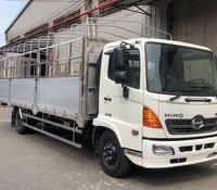 Hino FC Series 500, tải 6 tấn phiên bản 2020 mới - chuyên đóng thùng theo yêu cầu