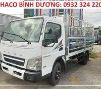Tặng 100% lệ phí trước bạ khi mua xe tải 3.49 tấn Mitsubishi Fuso Canter 6.5, nhập khẩu 100% Nhật Bản
