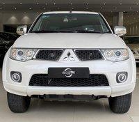 Xe Mitsubishi Pajero Sport 2014, màu trắng, hỗ trợ trả góp