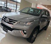 Toyota Fortuner 2.7 nhập Indonesia, sản xuất năm 2020 màu bạc