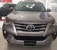 Toyota Fortuner 2.4 số sàn, máy dầu, màu bạc 2020, giá chỉ 993 triệu