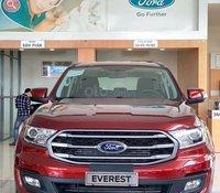 Ford Everest Trend giảm ngay 120tr, phụ kiện, xe có sẵn giao ngay, hỗ trợ vay ngân hàng