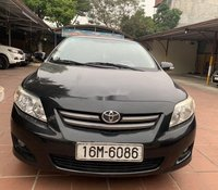 Bán Toyota Corolla Altis 2009, màu đen, xe nhập, số tự động