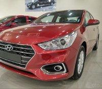 Bán xe Hyundai Accent 1.4 AT năm 2020, màu đỏ, 497 triệu
