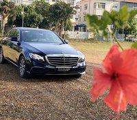 (Giá cực tốt) Mercedes E200 2020 trưng bày - giảm 12% - giao xe ngay