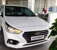 Cần bán Hyundai Accent 1.4 AT đời 2020, màu trắng