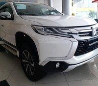 Cần bán xe nhập Thái 7 chỗ Mitsubishi Pajero Sport SE phiên bản đặc biệt, màu trắng