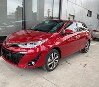 Bán Toyota Yaris 1.5G sản xuất 2020, màu đỏ, nhập khẩu