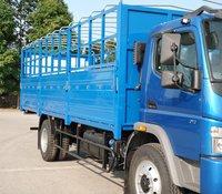 Bán xe tải Nhật Bản tải trọng 8 tấn thùng bạt hỗ trợ trả góp 80%