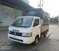 Bán Suzuki Pro thùng bạt bửng nâng