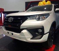 Bán Toyota Fortuner 2.7V 4x2 AT TRD 2020, màu trắng