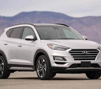 Bán Hyundai Tucson 1.6 Turbo đời 2020, màu trắng, giá cạnh tranh
