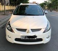 Cần bán gấp Mitsubishi Grandis năm 2010, màu trắng xe gia đình giá tốt 420 triệu đồng