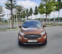 Bán Ford Ecosport sản xuất 2018 1.0turbo, giá 595 triệu