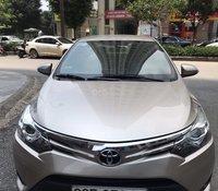 Cần bán xe Toyota Vios đoi 2016 máy CVT giá 462 triệu đồng