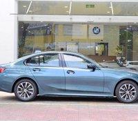 Bán BMW 3 Series 320i Sport Line đời 2020, màu xanh lam, nhập khẩu nguyên chiếc