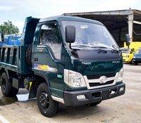 Bán xe ben 2.3 khối - Tải trọng 2.4 tấn đi thành phố