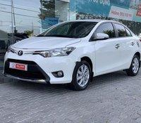 Cần bán Toyota Vios năm 2017, xe gia đình, giá chỉ 422 triệu