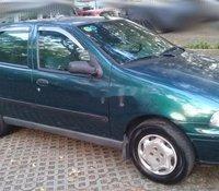 Cần bán Fiat Siena sản xuất năm 2003, màu xanh, 100 triệu