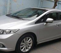 Bán Honda Civic máy 2.0 số tự động đời cuối 2014 màu bạc đẹp mới 85%