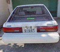 Cần bán gấp Nissan Bluebird đời 1989, màu trắng, nhập khẩu giá cạnh tranh