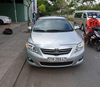 Cần bán xe Toyota Corolla Altis AT đời 2008, màu bạc số tự động