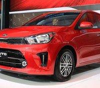 Cần bán xe Kia Soluto MT Deluxe năm 2020, màu đỏ, tặng kèm phụ kiện