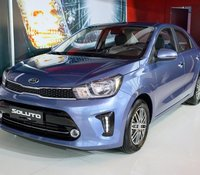 Cần bán nhanh chiếc Kia Soluto AT Deluxe, đười 2020, có sẵn xe, giao nhanh toàn quốc
