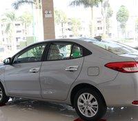 Toyota Vios E giá rẻ tại Toyota Long An, giảm 50% thuế trước bạ, hỗ trợ trả góp đến 85% giá trị xe