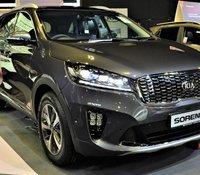 Bán xe Kia Sorento Deluxe 2.4 GAT đời 2020, màu xám, giá cạnh tranh