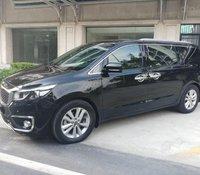 Bán Kia Sedona 2.2L DATH sản xuất năm 2015, màu đen còn mới