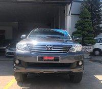 Cần bán Toyota Fortuner V đời 2013, 620 triệu (xem xe thương lượng)