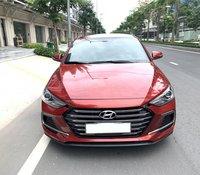 Chính chủ bán Hyundai Elantra Sport 1.6 turbo 2018, bản cao nhất, màu đỏ cực đẹp, xe zin 100%, chạy chuẩn 1,4 vạn