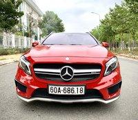 Mercedes GLA 45 AMG model 2016