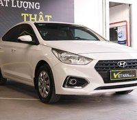 Hyundai Accent base 1.4MT 2018