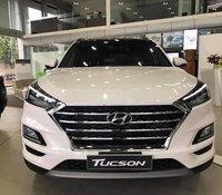 Bán xe Hyundai Tucson năm 2020, màu trắng, xe nhập