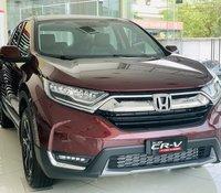 Honda Ô Tô Tây Hồ bán xe CRV 2020- khuyến mãi 110 triệu, xe giao ngay, đủ màu - tặng thêm phụ kiện nếu liên hệ trực tiếp
