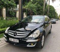 Bán Mercedes R350 sản xuất 2007, màu đen, xe nhập
