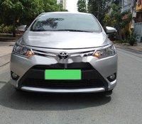 Cần bán Toyota Vios E AT năm 2017, màu bạc số tự động, 450tr