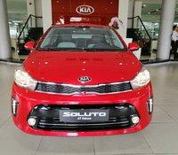 Bán Kia Soluto năm sản xuất 2020, màu đỏ, giá cạnh tranh