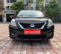 Cần bán gấp Nissan Sunny đời 2016, màu đen, giá tốt