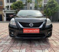 Cần bán gấp Nissan Sunny đăng ký lần đầu 2016, màu Đen xe gia đình giá chỉ 385 triệu đồng