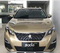 Bán Peugeot 3008 năm 2020, màu ghi vàng