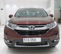Bán nhanh với giá thấp chiếc Honda CRV 1.5E, đời 2018, có sẵn xe, giao nhanh