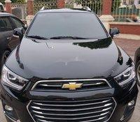 Bán Chevrolet Captiva sản xuất năm 2017, màu đen, nhập khẩu